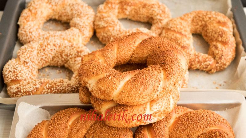 Pastane Simit Tarifi